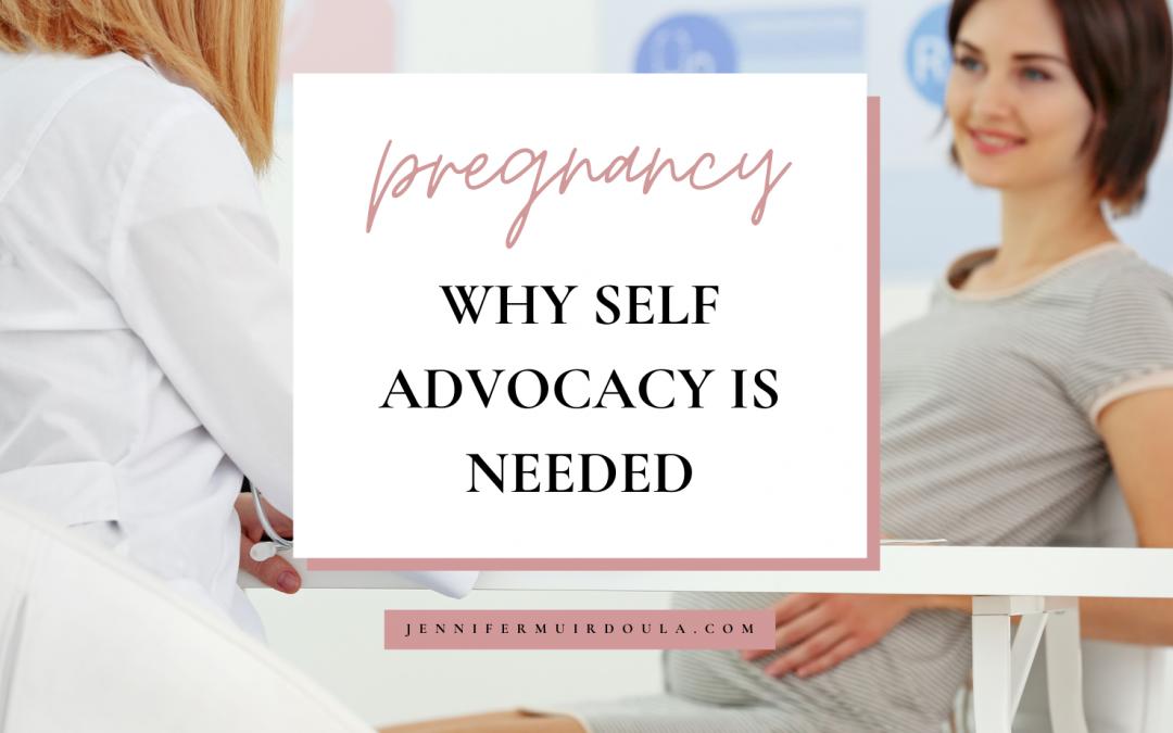 Self Advocacy in Birth